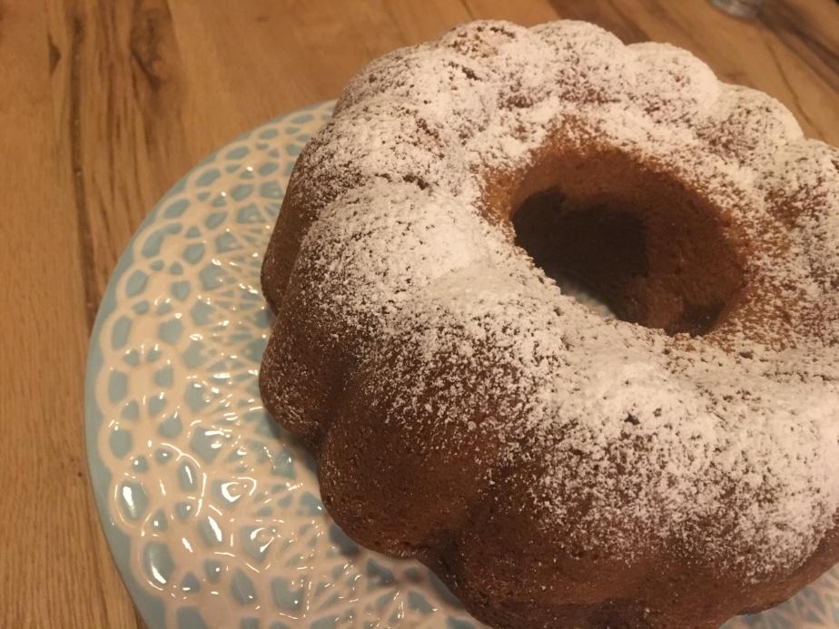 Amaretto Marmorkuchen mitTonkabohne