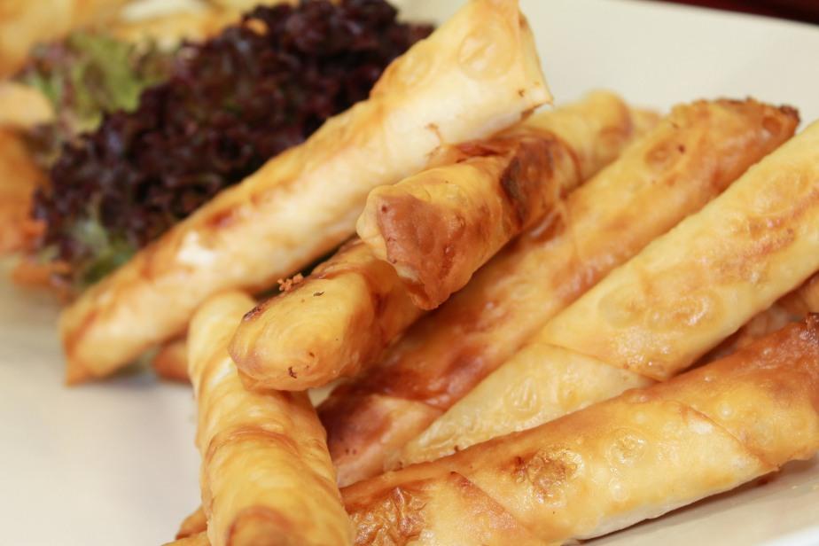 Bayrische Börek
