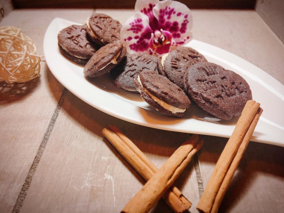 Oreo Zimt Kekse