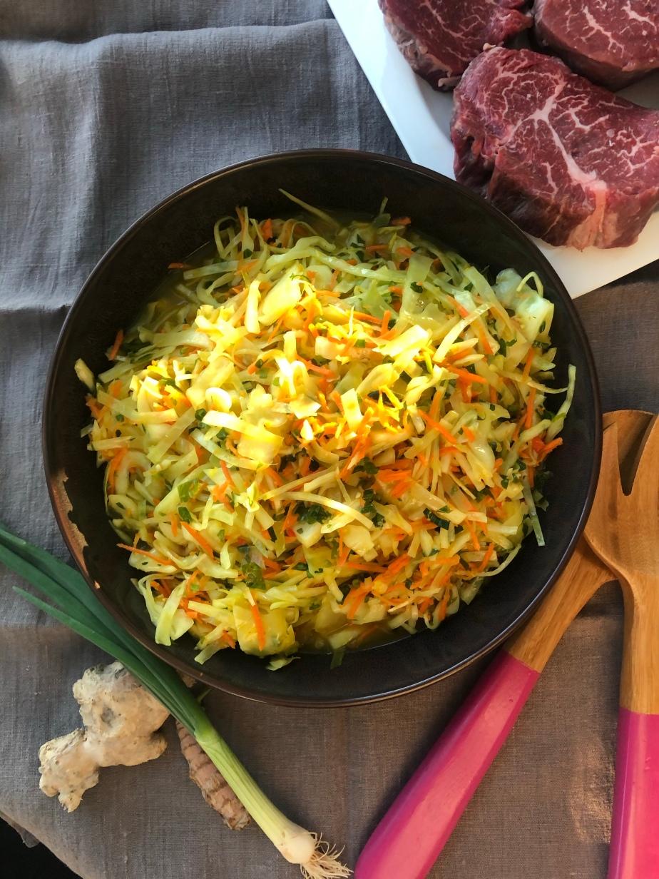 Krautsalat asiatisch
